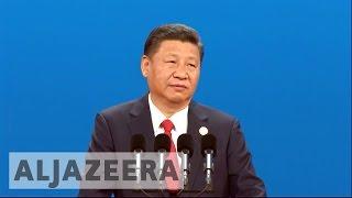 China promotes globalisation and free trade at new Silk Road summit
