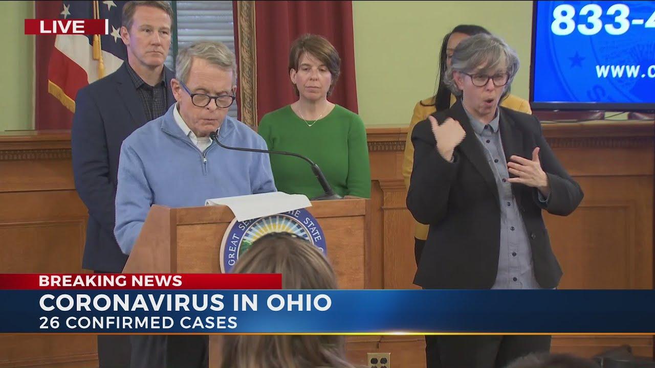 Coronavirus in Ohio Saturday update: 26 confirmed cases of COVID ...