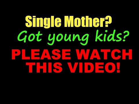 dating young single mothers