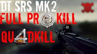 Contract Wars: DT SRS Mk2 Prokill + Quadkill