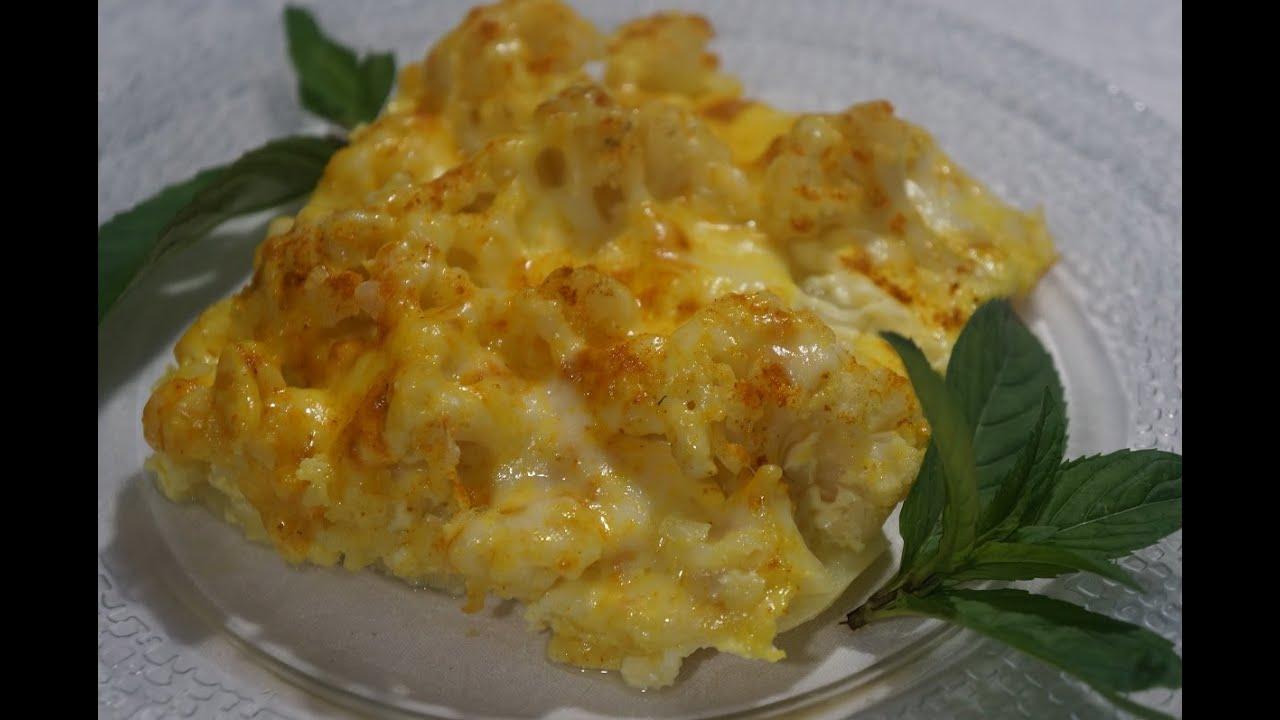 Цветная капуста запеченная с картошечкой в духовке. Как вкусно приготовить цветную капусту?