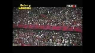 America de Cali 1 - Deportivo Cali 0 - Copa Mustang II 2001 - Golazo Guigo Mafla