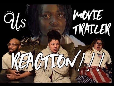 US Trailer (2019) - Family Reaction!!!