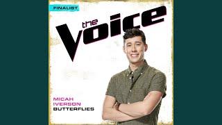 Download Lagu Butterflies The Voice Performance MP3