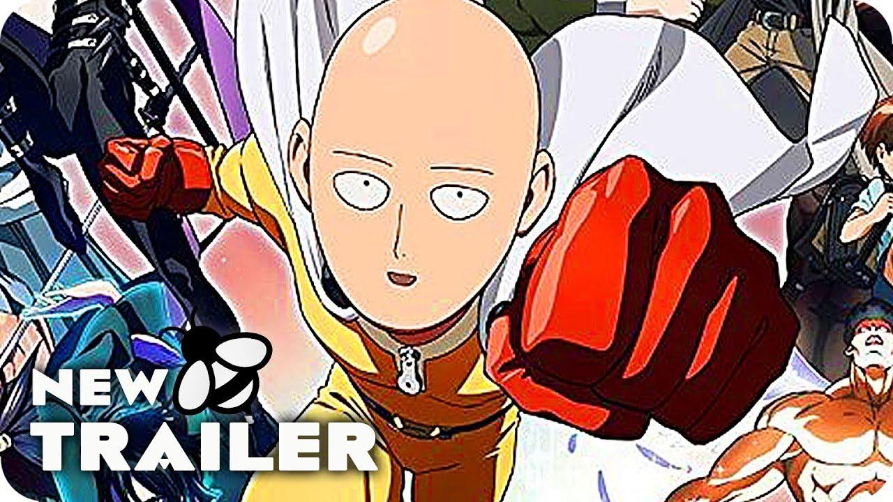 One Punch Man Season 2 Episode 1 Stream