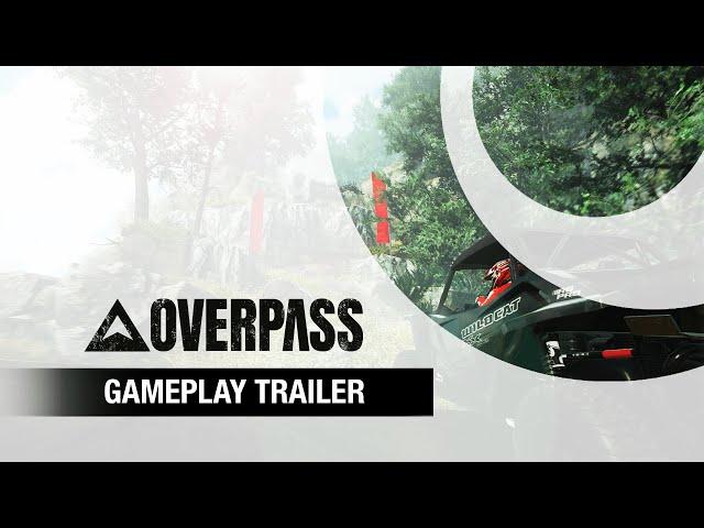 Overpass | Gameplay Trailer (Gamescom 2019)