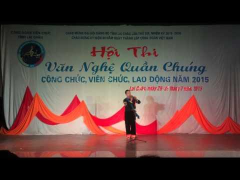 """Độc tấu sáo """"Phiên Chợ ngày xuân"""" - Phạm Hải Hoàn - Sở Nội vụ tỉnh Lai Châu"""