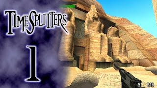 Let's Play TimeSplitters - Episode 1 - Tomb
