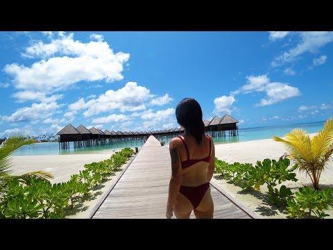 МАЛЬДИВЫ ОТДЫХ В Olhuveli Beach & Spa Resort Maldives 5*