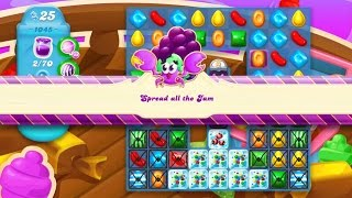 Candy Crush Soda Saga Level 1045 (No boosters)