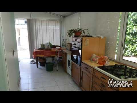 CARQUEFOU - MAISON A VENDRE - 287 690 € - 106 m² - 6 pièces