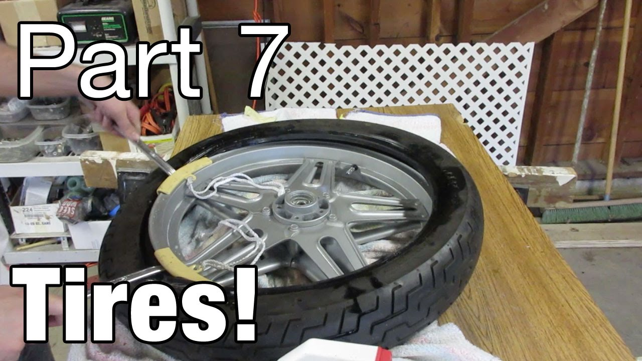 Mount And Balance Tires >> Mount And Balance Wheels And Tires Moto Fugazi Build Part 7