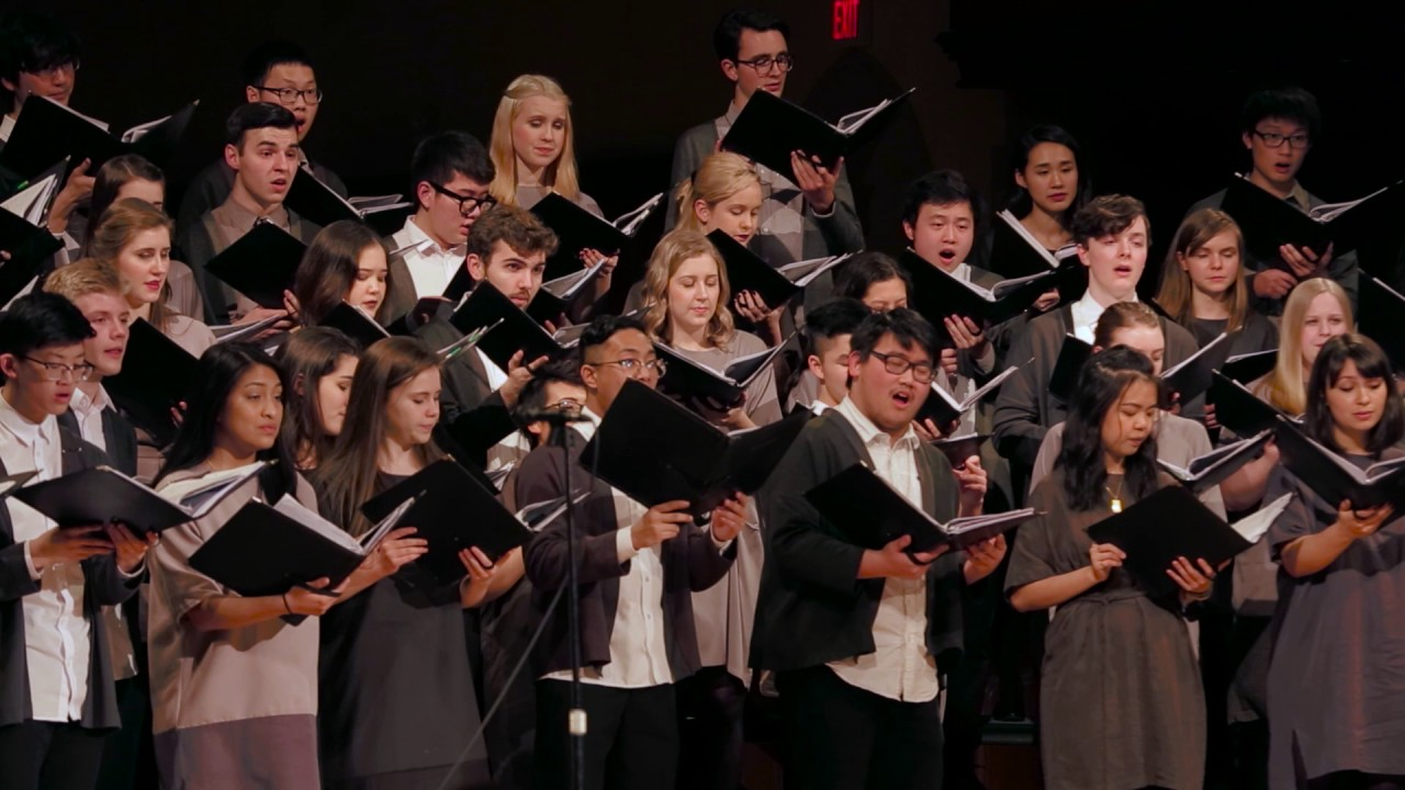 Don't Be Afraid - Vancouver Youth Choir
