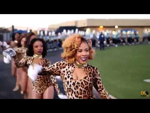 Southern University Fabulous Dancing Dolls Highlights @ Underground Showdown BOTB (2018)