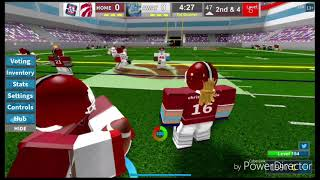 Roblox football stars team competition montage #1