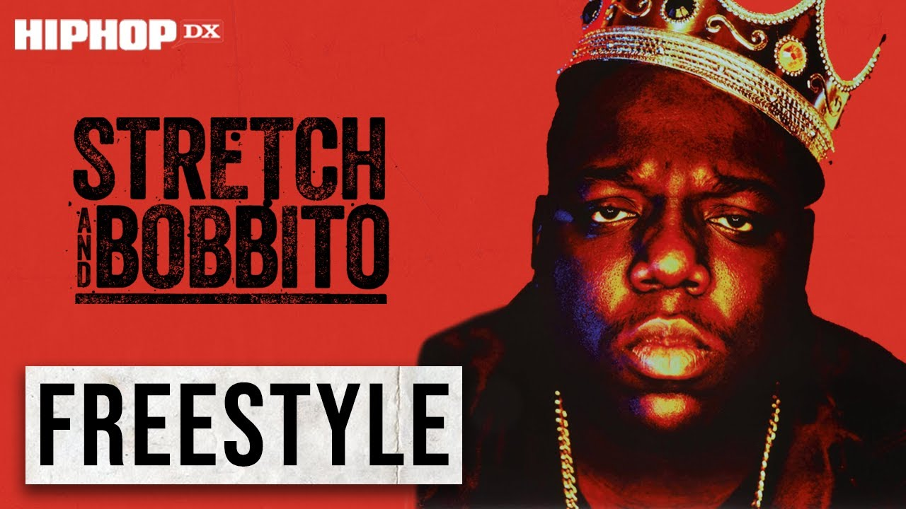 Biggie Freestyle - Stretch and Bobbito (The M19s Band Remix) [Official Music Video]