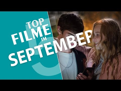 [Top 5] Die besten Filme im September 2018 (Kino) [German]