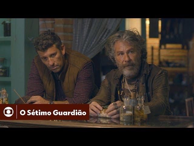 O Sétimo Guardião: capítulo 94, quinta, 28 de fevereiro, na Globo