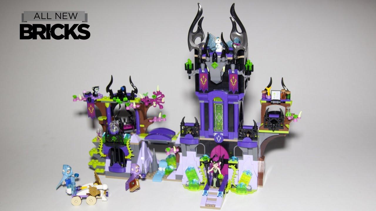LEGO Bausteine & Bauzubehör LEGO Elves 41180 Raganas Magic Shadow Castle Building Kit 1014 Piece LEGO Bau- & Konstruktionsspielzeug