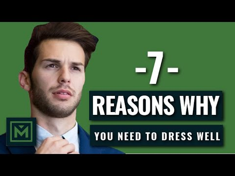 7 SCIENTIFICALLY PROVEN Benefits of Dressing Well (Surprising Data) - Why You NEED to Dress BETTER
