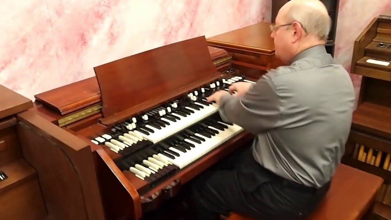 hammond c3 organ for sale graves organs columbus oh youtube. Black Bedroom Furniture Sets. Home Design Ideas