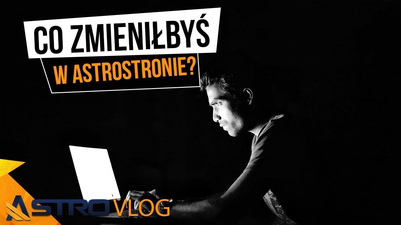 Co zmieniłbyś na stronie Astrofazy?