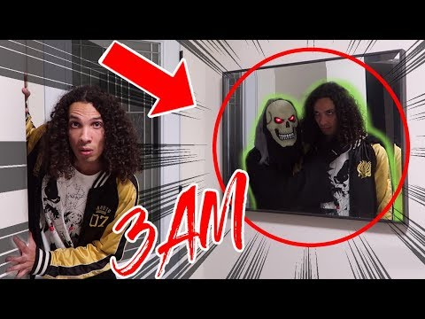 *GONE WRONG* OFFERING MY SOUL TO A DEMON AT 3 AM!! (I GOT POSSESSED!!)