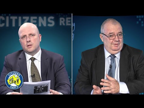 17 April 2020 –Citizens Report– Busting Out Of Economic Suicide / Reconstruction Finance Corporation