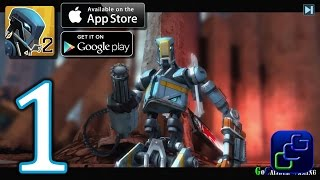 EPOCH 2 Android iOS Walkthrough - Gameplay Part 1 - Level 1-2