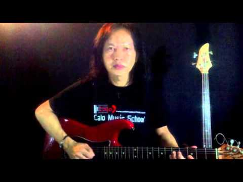 Electric Guitar Level 6 - Noah's Groove (Jazz Style)