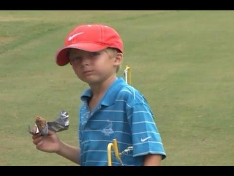 Will Lodge (6 yr old - Long Version) - 2010 US Kids Golf World Championship