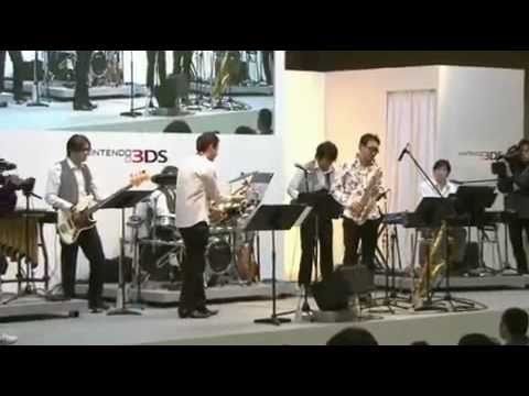 [Nintendo World 2011] Nintendo Music - Live! Encore