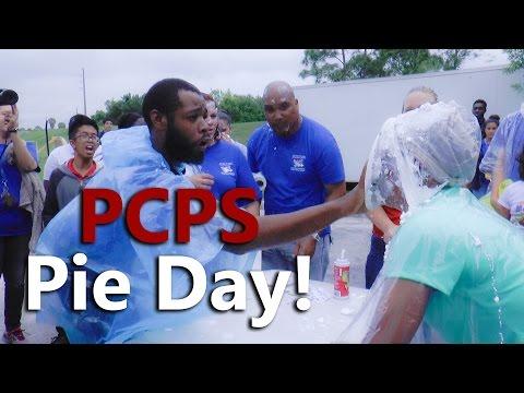Pie Day at Poinciana Christian Preparatory School