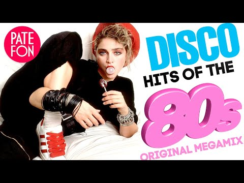 Disco Hits Of The 80s / MEGAMIX