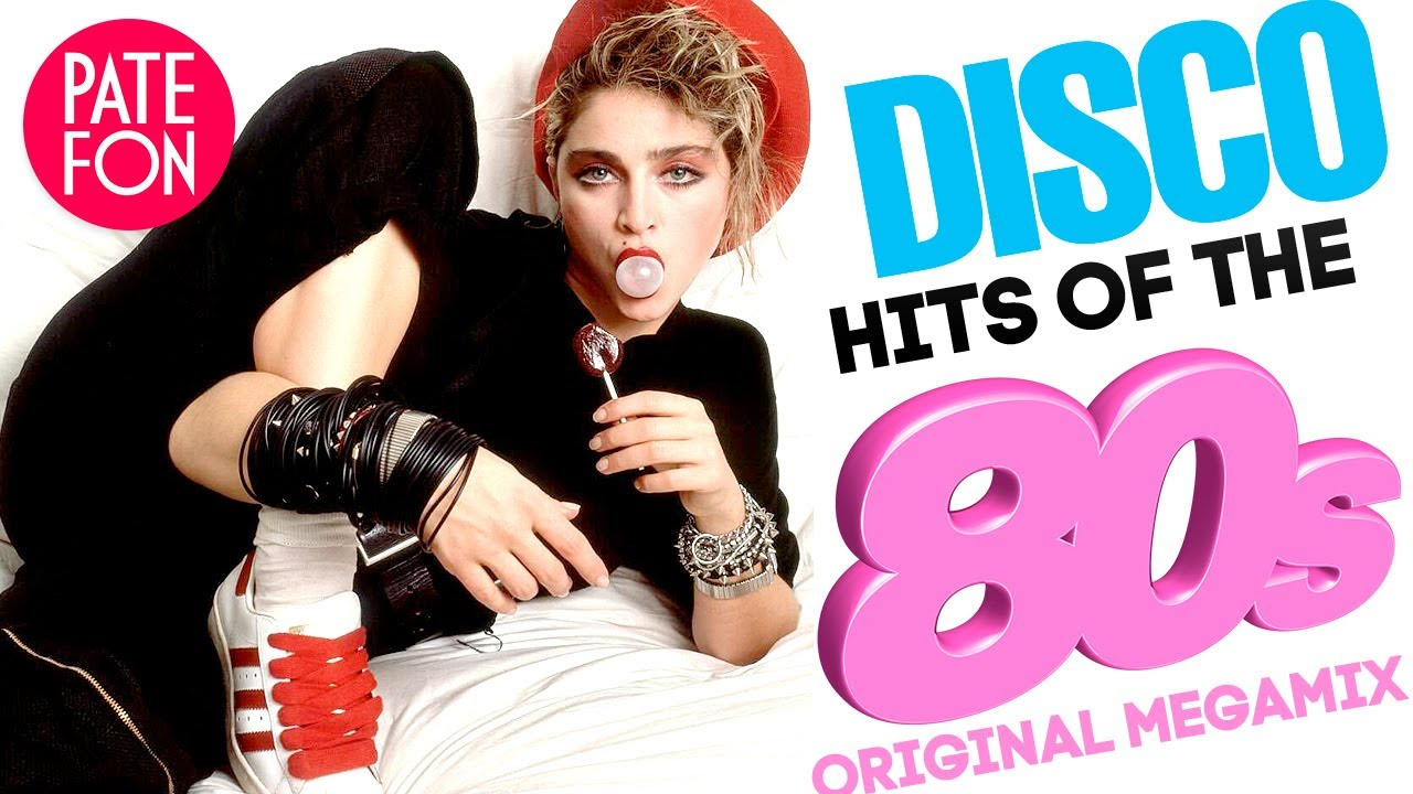 Disco Hits of the 80s / MEGAMIX