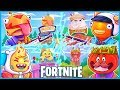 *NEW* FAST FOOD CHALLENGE in Fortnite: Battle Royale! (Fortnite Funny Moments & Fails)