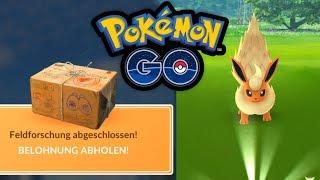 3. Forschungsdurchbruch! 100er Pokémon aufsparen?   Pokémon GO Deutsch #594