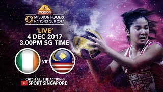 Video Ireland 🇮🇪 vs 🇲🇾 Malaysia | Mission Foods Nations Cup 2017 download MP3, 3GP, MP4, WEBM, AVI, FLV Desember 2017