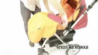 прогулочные коляски капелла 2013 видео