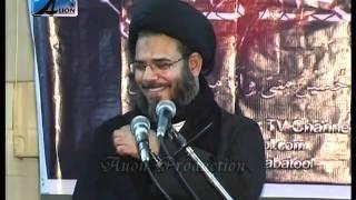 Majlis - 2011 - Imam e Zamana (a.s.) - Ayatollah Syed Aqeel ul Gharavi