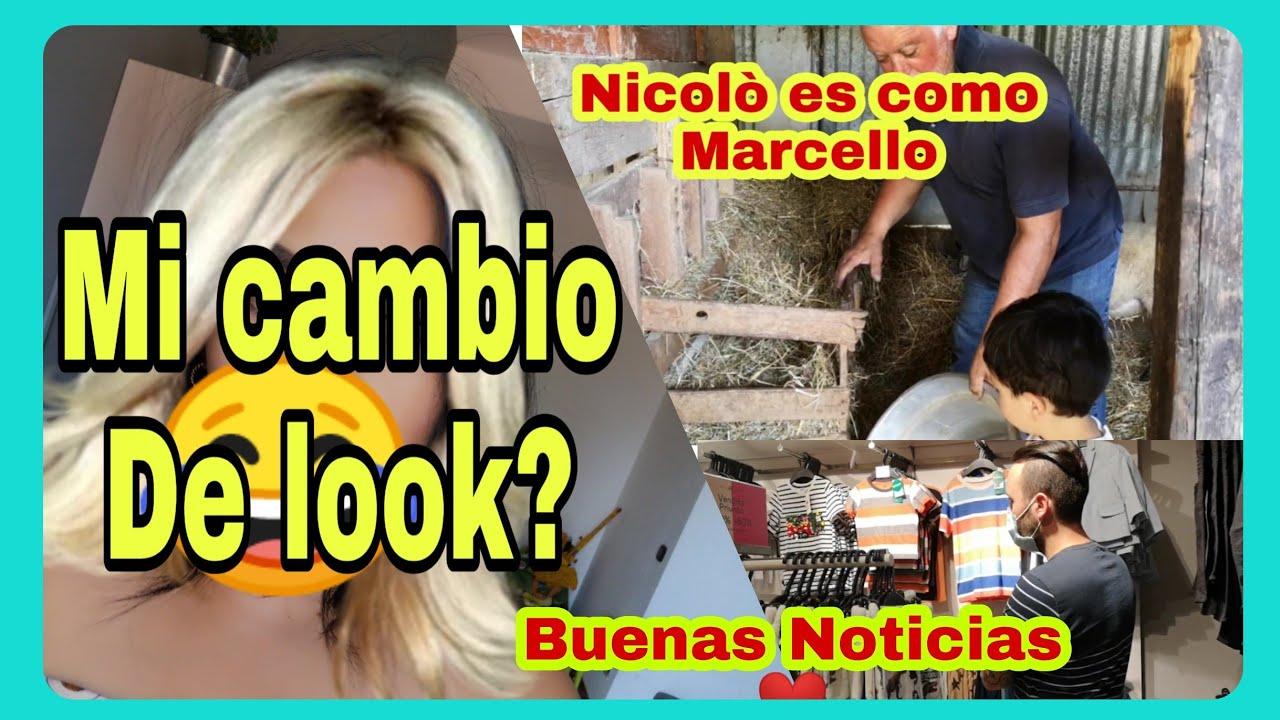 MI SUEGRO El MEJOR ABUELO ❤️ + cambio de look 😂 |PERUANA EN ITALIA