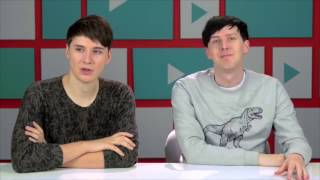 YOUTUBERS react to Dans Diss Track