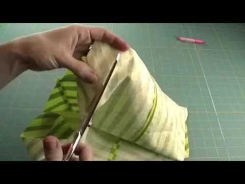 Making Continuous Bias Tape with Whipstitch