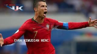 Cristano Ronaldo di Mata Evra | Vlog Jurnalis Kutaraja #28