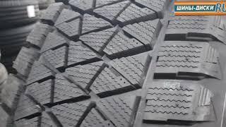 Обзор зимней шины Bridgestone Blizzak DMV2