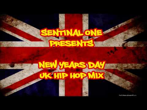 New Years Day U.K. Hip Hop Mix (2015)