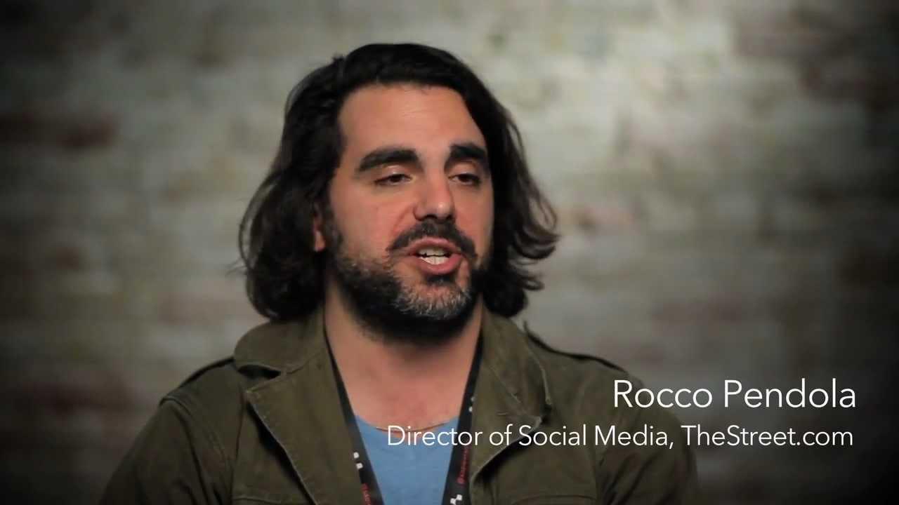 Rocco Pendola SXSW in 60 Seconds Rocco Pendola on the Most Exciting Innovations