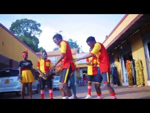 Fire K Entertainment Dancing to Raha by Eddy Kenzo[Dance Challenge]
