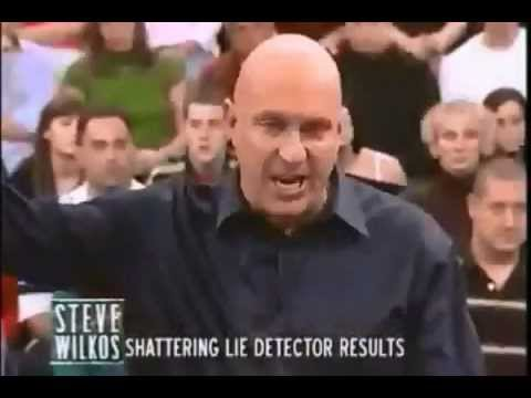 Steve Wilkos: Get Off My Stage! from YouTube · Duration:  6 minutes 24 seconds