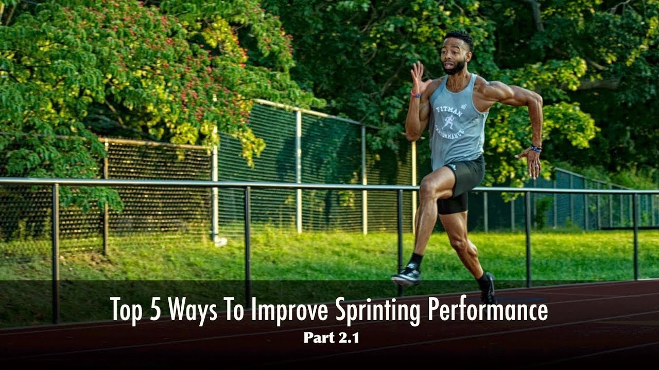 How To Add Sprints To Your Workout - Fitman Performance